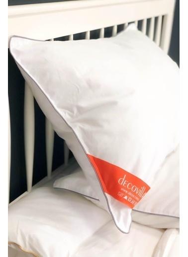 Decovilla  Nano Mikrojel Yastık 50x70 Beyaz